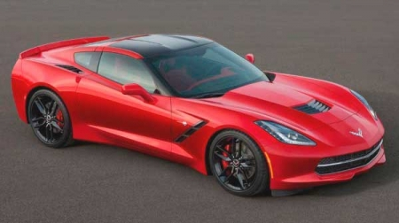 Новый Corvette Stingray Z51