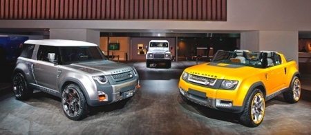 Land Rover Defender покинет российский рынок