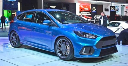 В Женеве был презентован Ford Focus RS