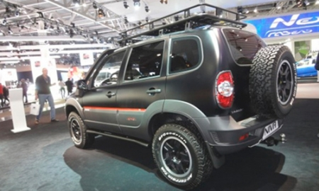 Chevrolet Niva Limited Edition+