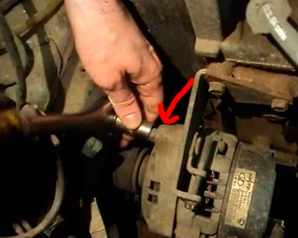 Как сделать ремень генератора своими руками 81
