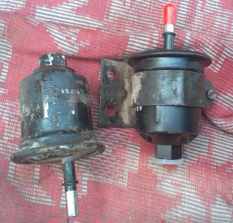 топливный фильтр rz1010q на mitsubishi galant показать