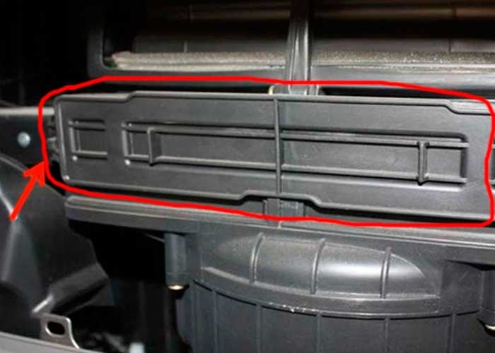 Замена салонного фильтра на Hyundai Tucson - ремонт автомобиля своими руками, видео и руководство по ремонту и обслуживанию авто