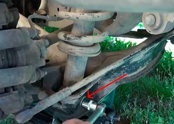 подвески на Ford Explorer