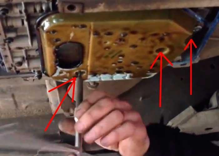какое масло в коробке BMW e39
