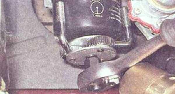 Фото №25 - масло в воздушном фильтре ВАЗ 2110 16 клапанов
