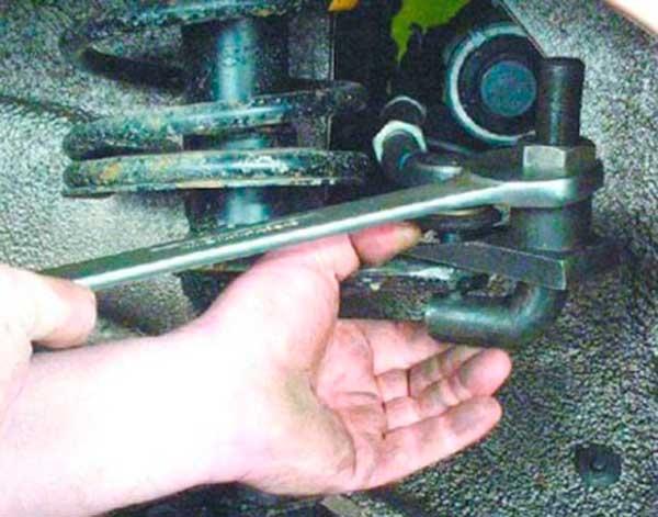 Замена рулевого наконечника ваз 2109 своими руками фото 641