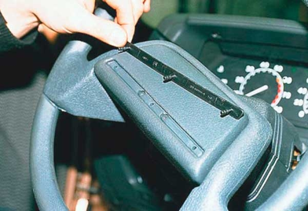 ремонт рулевой колонки на ваз 2115 #10