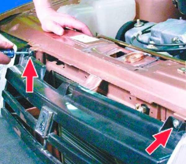 Ремонт радиатора охлаждения своими руками фото 469