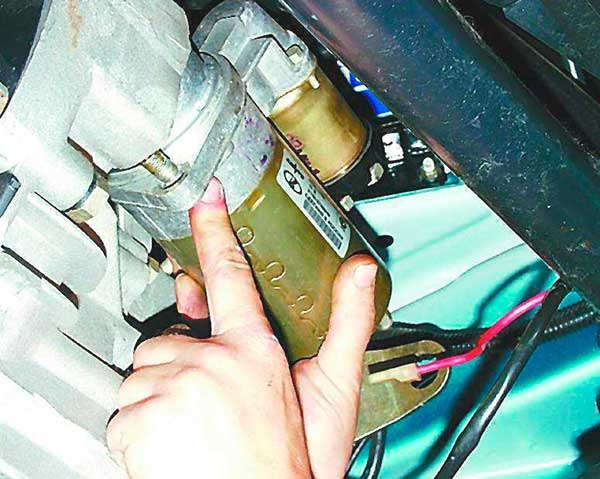 Стартер 2108 ремонт своими руками фото 750