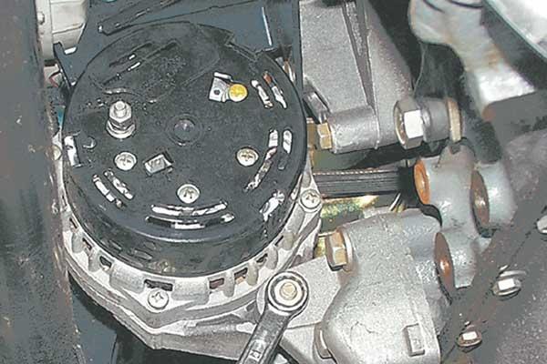 ваз 2114 генератор фото
