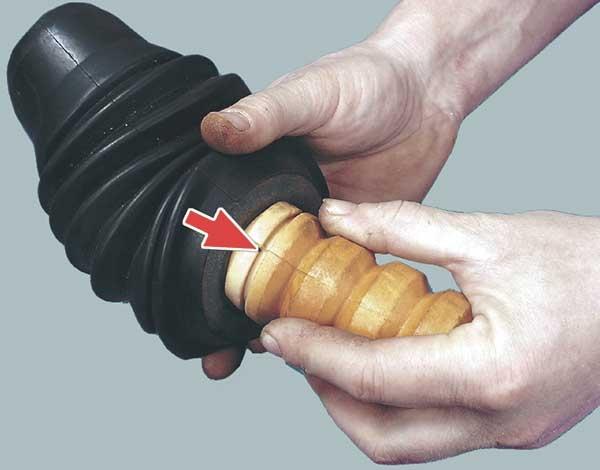 Замена задних амортизаторов и пружин на ваз-2113
