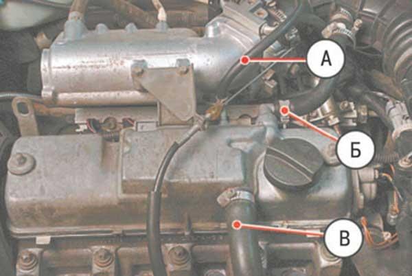 Замена двигателя на ваз 2114 своими руками 66
