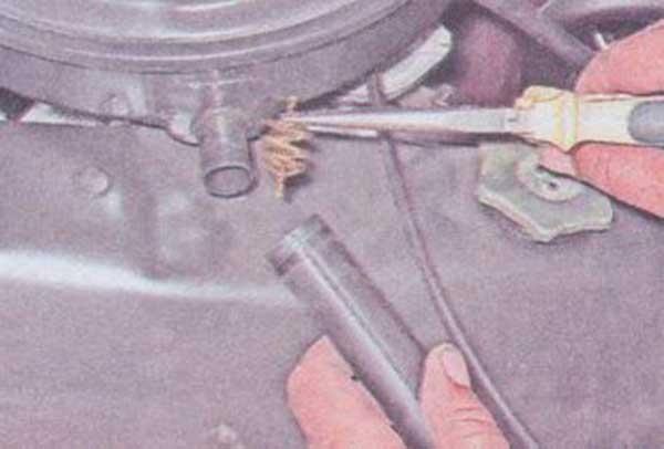 монетах есть что будет если забит сапун двигателя ваз-классика иную идею