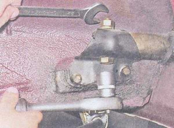 Замена передних рычагов и сайлентблоков на Ваз 2107