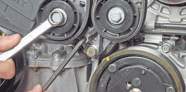 ролик ремня генератора renault symbol 1.4 2005