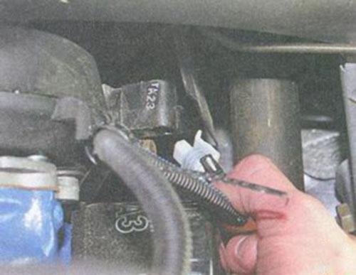 Ремонт и замена дизельных форсунок на Форд Транзит 57