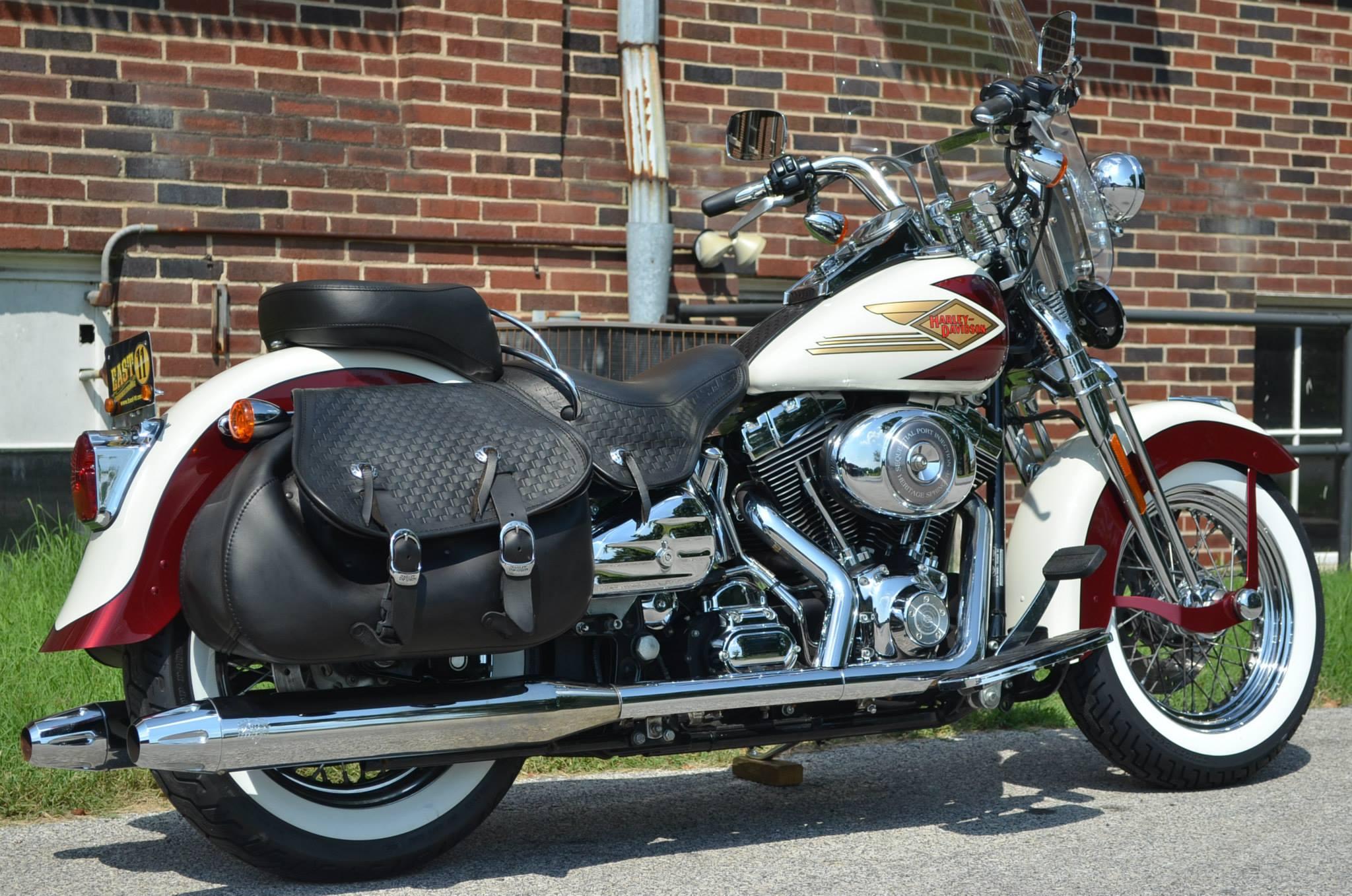 Обзор интересных мотоциклов Harley-Davidson