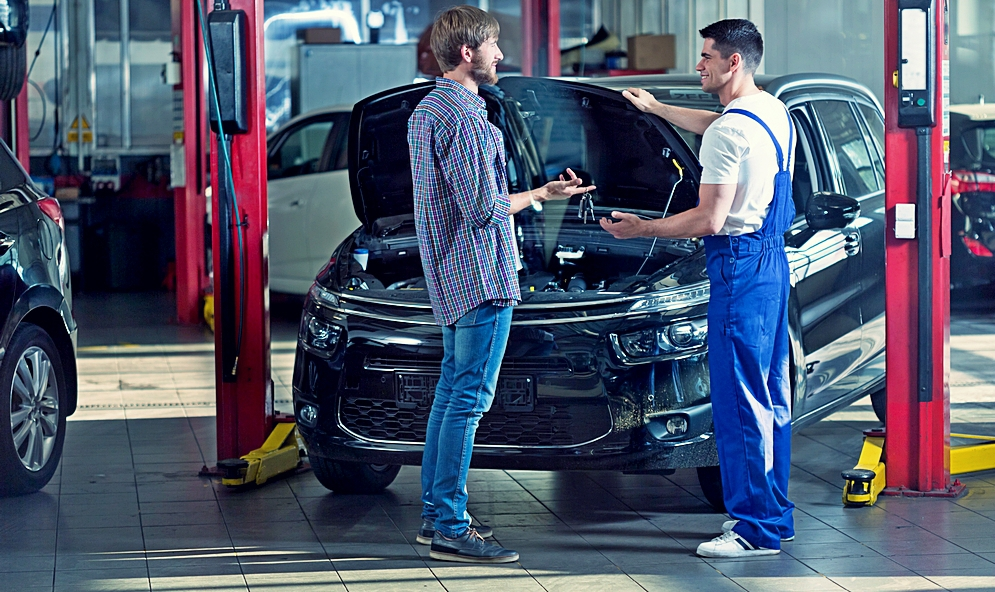 Несколько вариантов экономии на автозапчастях