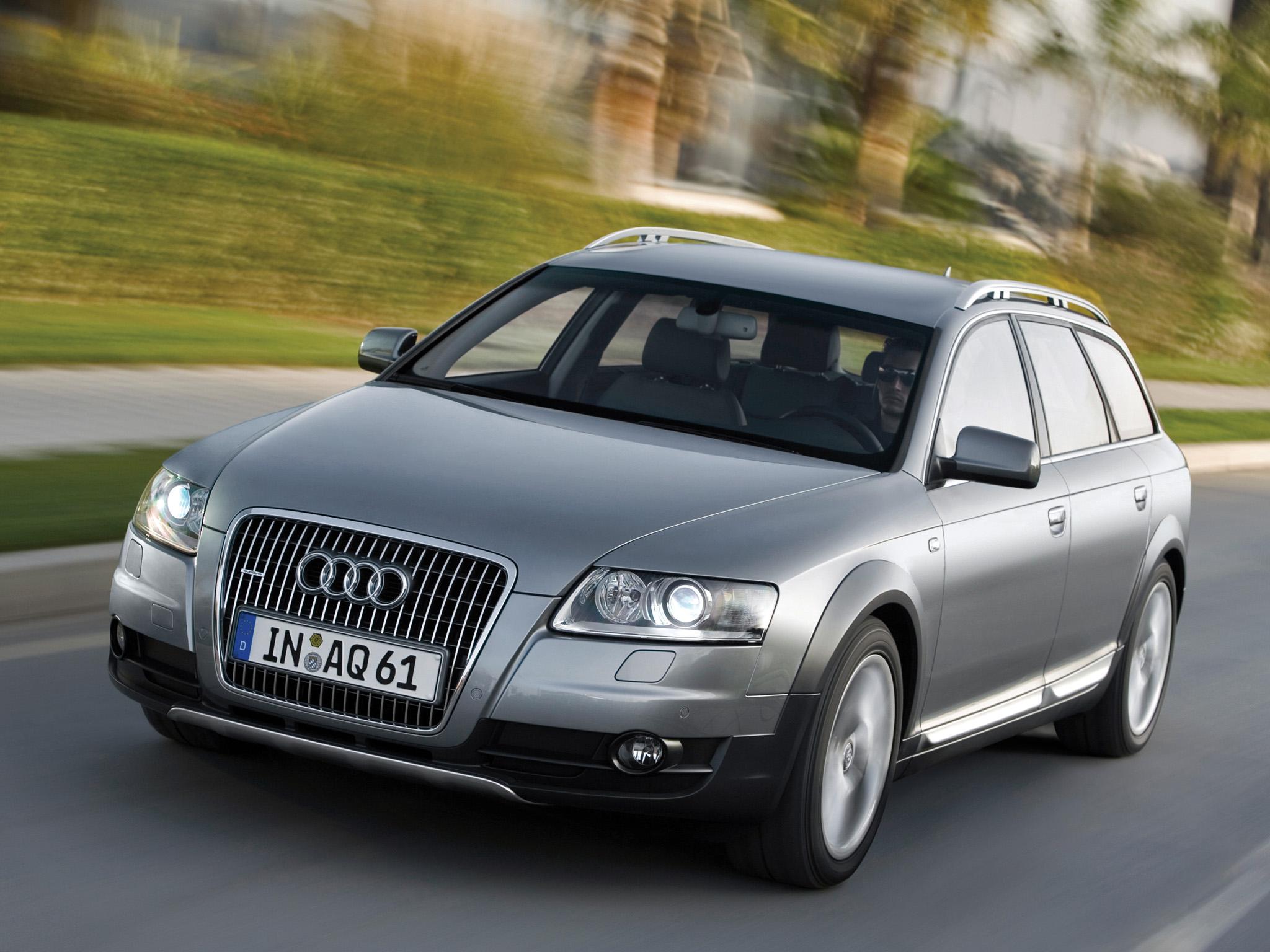 Основные поломки автомобилей Audi A6