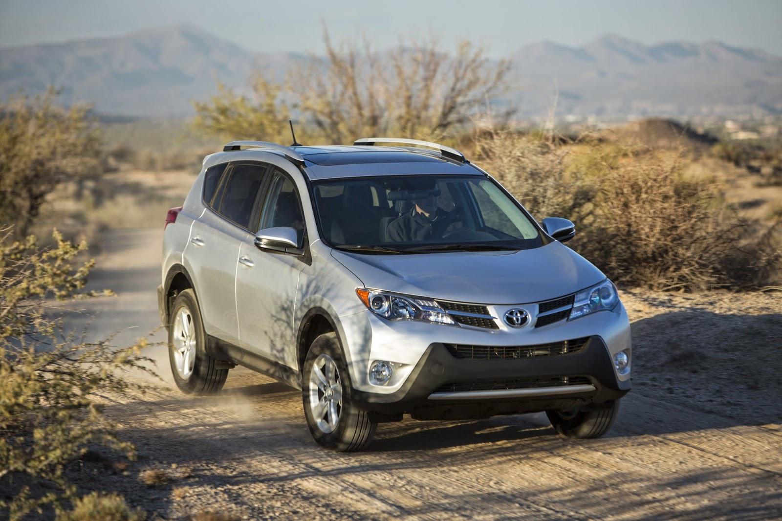Что в Toyota RAV4 ломается в первую очередь?