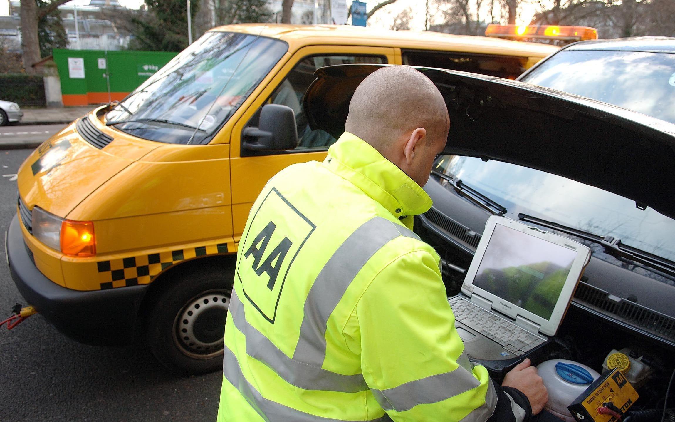Выездная техническая помощь на дорогах