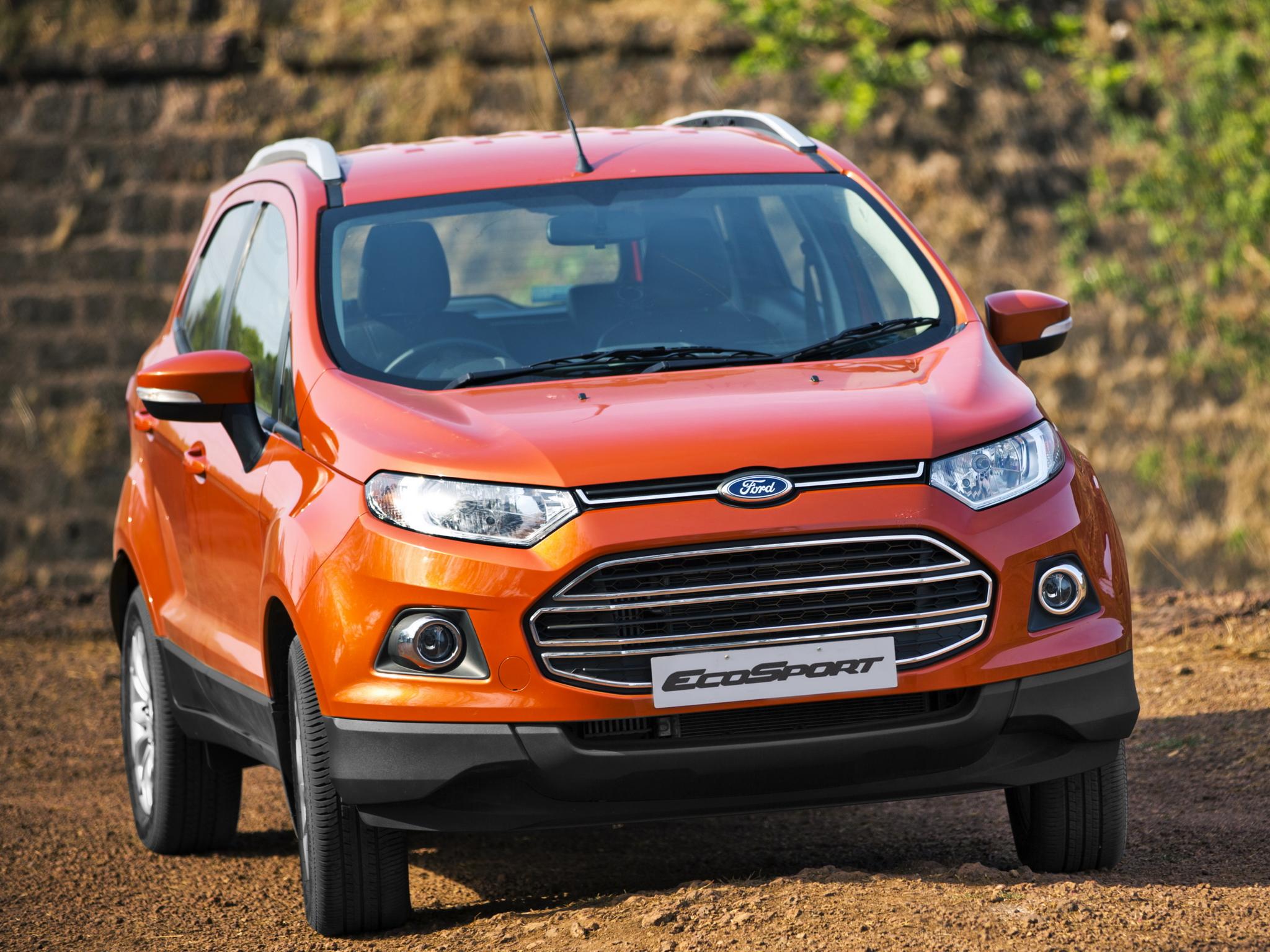 Особенности и преимущества автомобиля Форд Экоспорт с МКПП