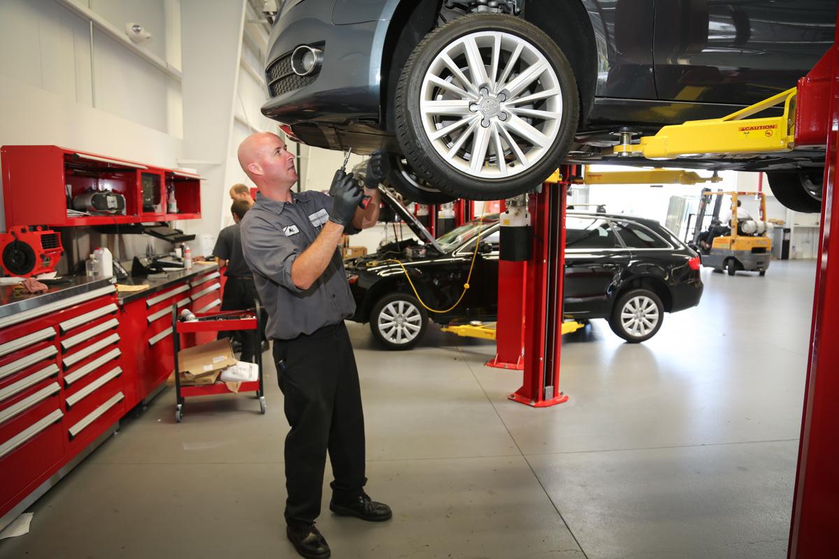 Особенности технического обслуживания автомобилей КИА