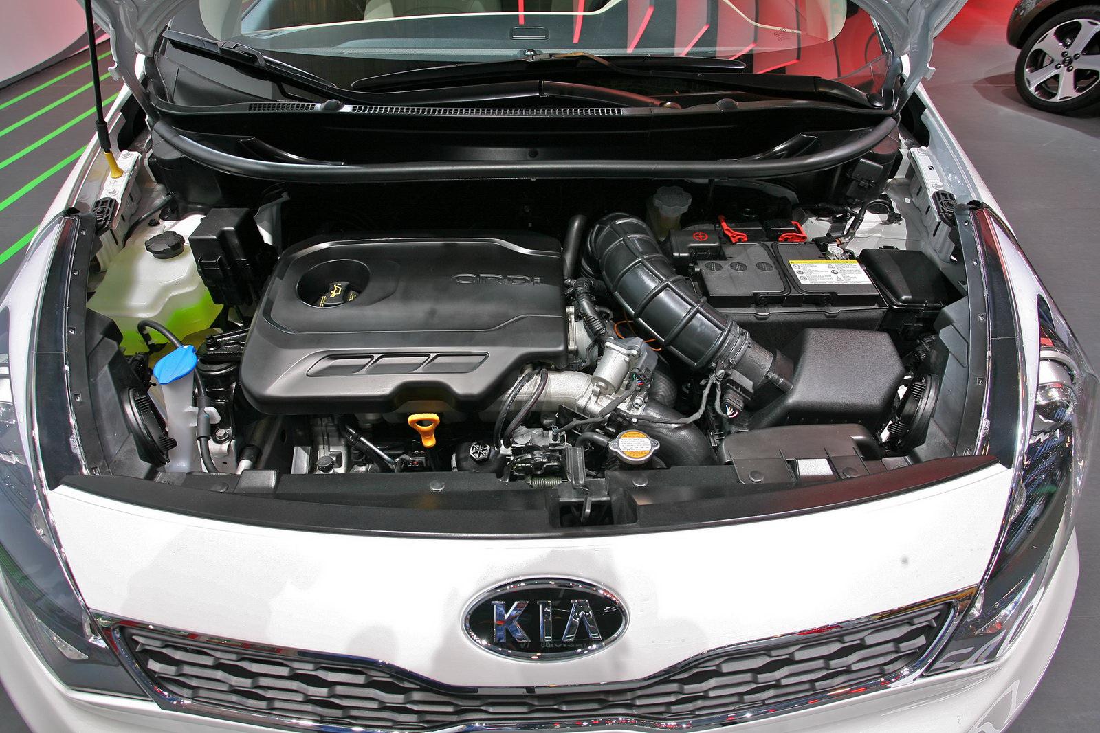 Основные признаки неисправности двигателей в автомобилях KIA
