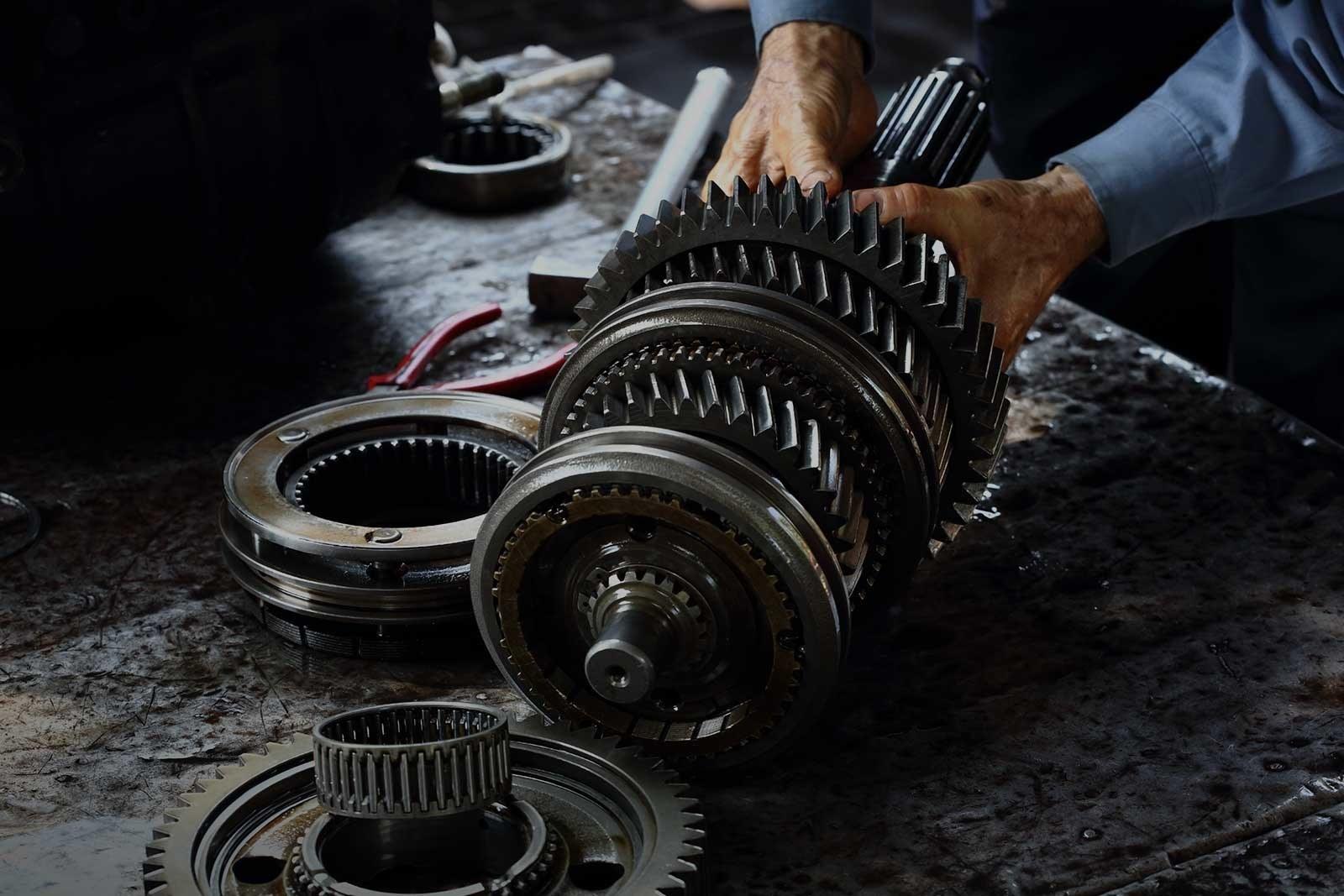 Признаки поломки механических коробок передач