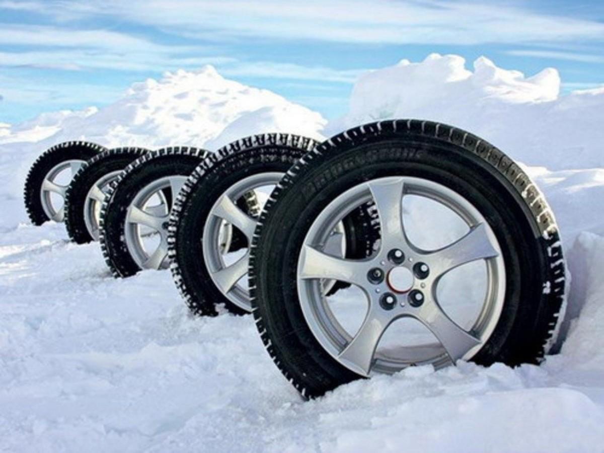 Особенности выбора зимней резины для автомобиля