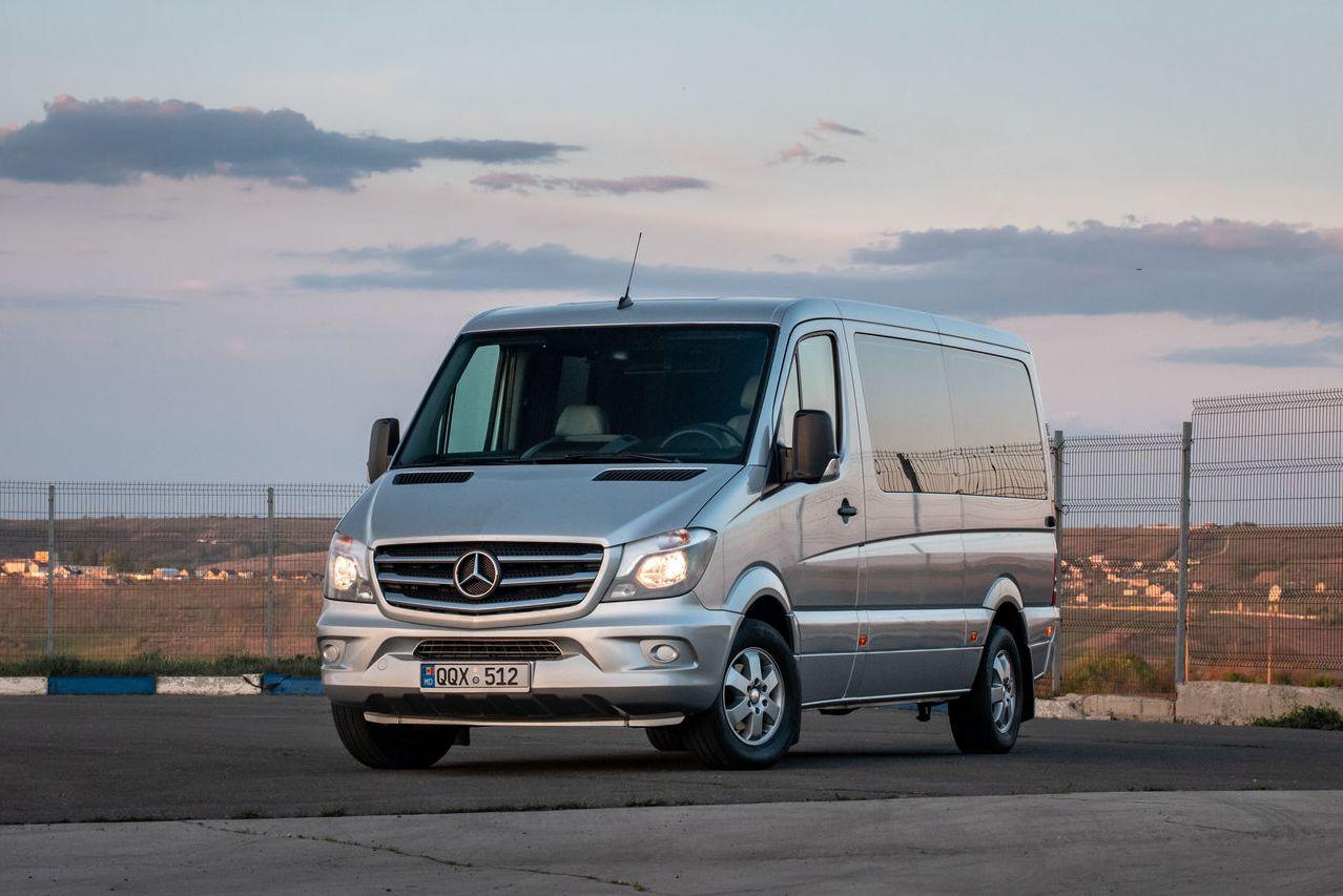 Качество и привлекательность микроавтобуса Mercedes-Benz Sprinter