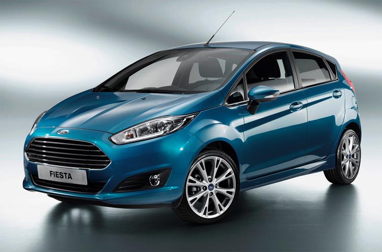 Преимущества автомобилей Ford Fiesta