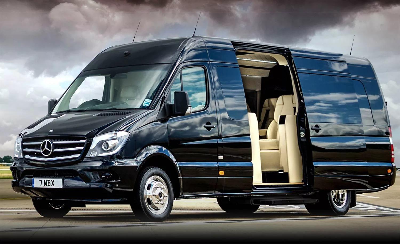 Преимущества заказа микроавтобусов