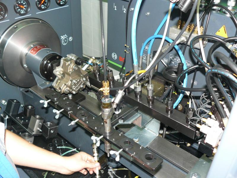Качество ремонта топливных форсунок от профессионалов
