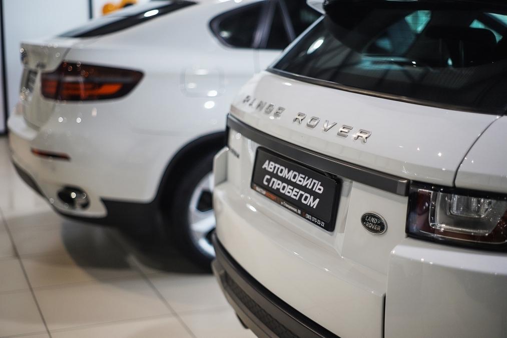 Покупка авто с пробегом в специализированном салоне