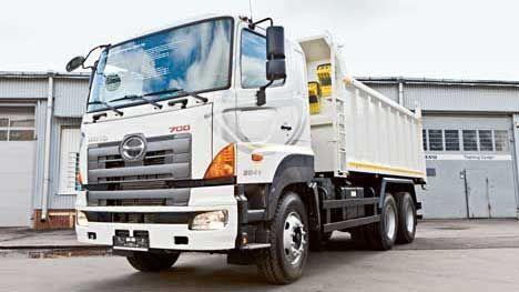 Практичность современных грузовых автомобилей Хино