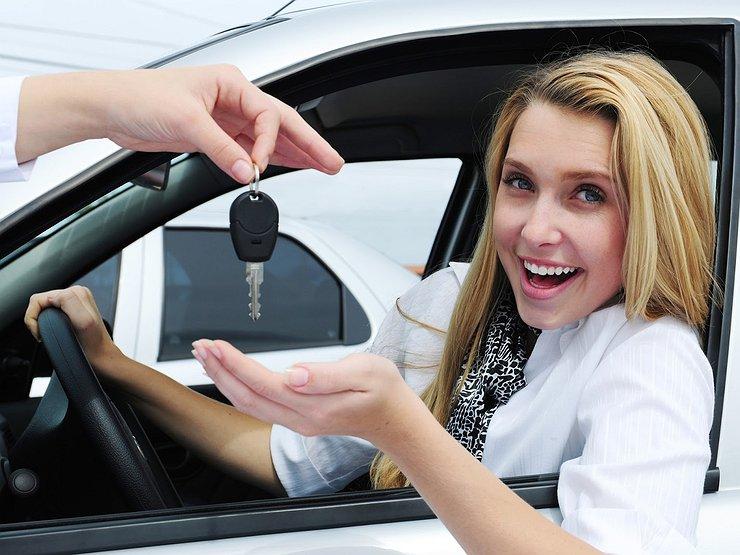 Основные преимущества проката автомобиля