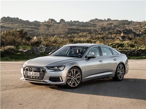 Современный и практичный Audi A6