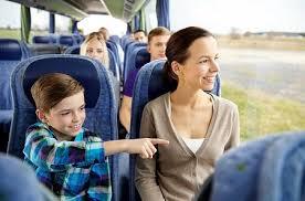 Как организовать поездку в автобусе