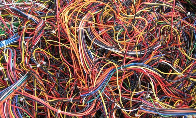 Какие кабели принимают в металлолом
