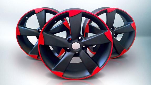 Качественная и надежная покраска дисков