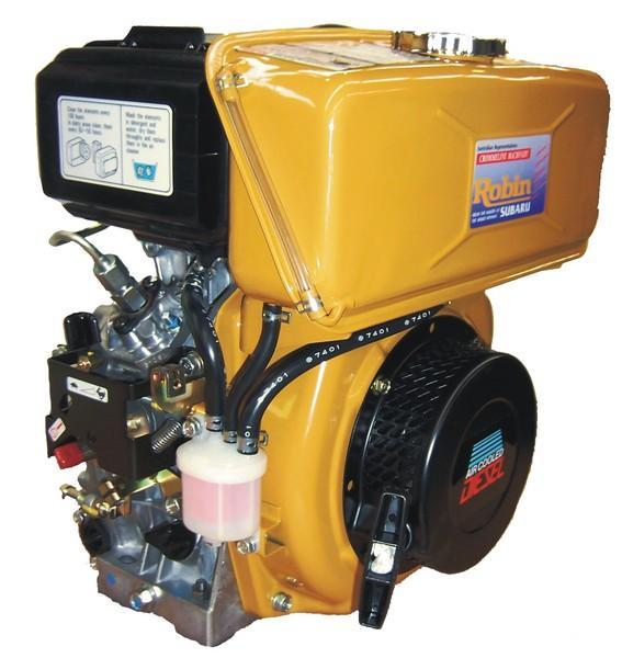 Маломощные двигатели Robin: конструкция, преимущества и выбор запчастей
