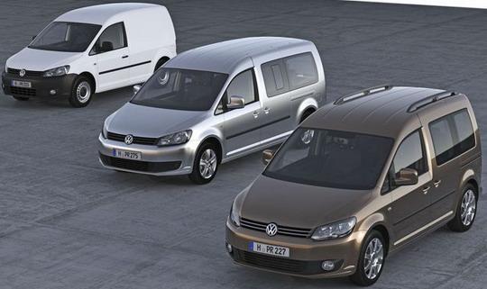Volkswagen для бизнеса – практичное решение