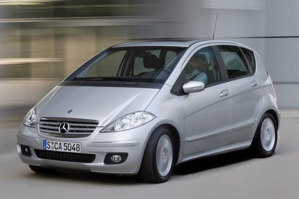 Mercedes W169 A-Class – обслуживание стоит доверить профессионалам