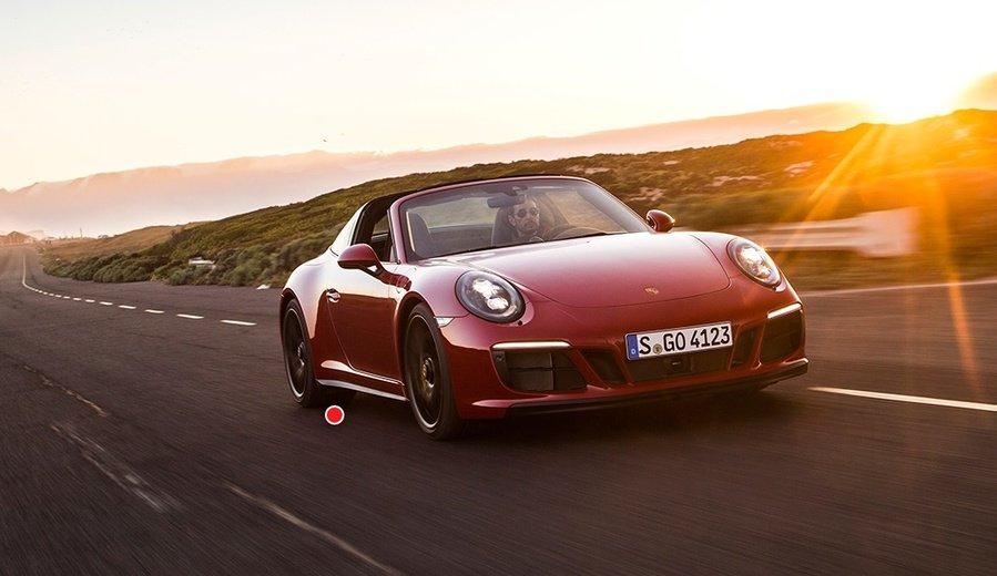 Porsche: исключительное немецкое качество